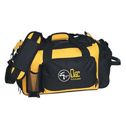 Customized Deluxe Sports Duffel Bag
