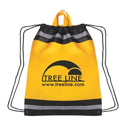 Customized Large Non-Woven Reflective Sports Pack