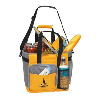 Customized Large Insulated Kooler Tote