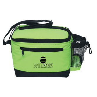 Customized Six Pack Kooler Bag