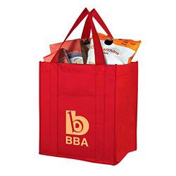 Customized Matte Laminated Non-Woven Shopper Tote Bag