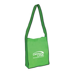 Customized Non-Woven Messenger Tote
