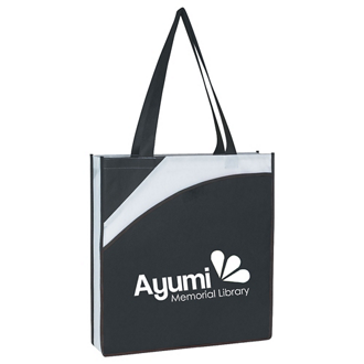 Customized Non-Woven Conference Tote Bag