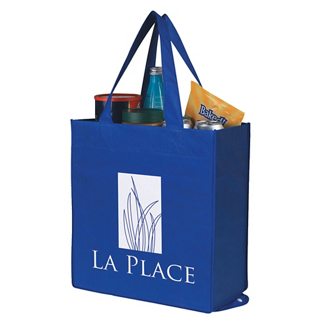 Customized Non-Woven Foldable Shopper Tote