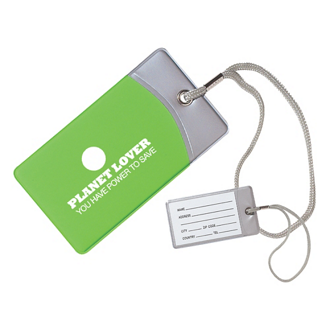 Customized Mod Luggage Tag