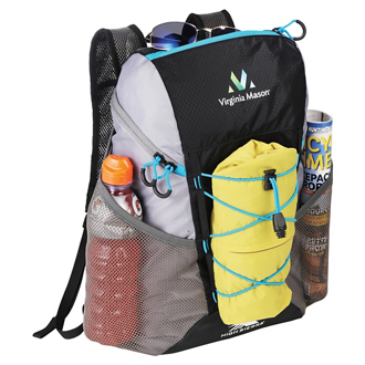 Customized High Sierra® Pack-n-Go 18L Backpack
