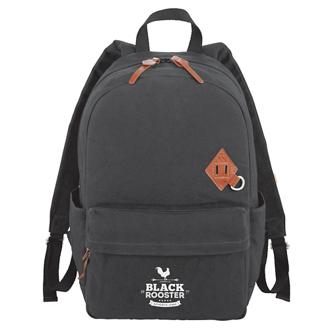 Customized Alternative® Basic Cotton Computer Backpack
