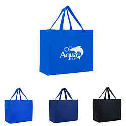 Customized Heat Sealed Non-Woven Grande Tote Bag