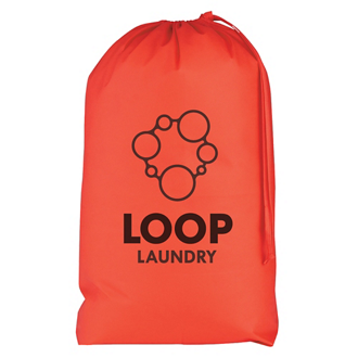 Customized Non-Woven Laundry Bag