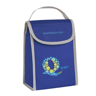 Customized Non-Woven Folding Identification Lunch Bag
