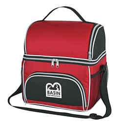 Customized Two Compartment Excursion Kooler Bag