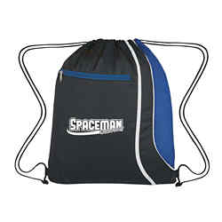 Customized Mesh Accent Drawstring Sports Pack