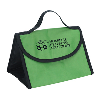 Customized Triad Lunch Bag