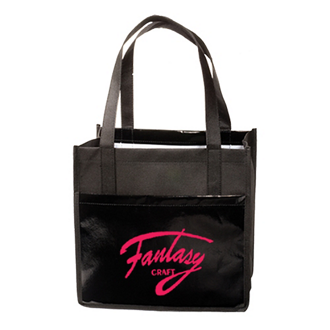 Customized Laminated Enviro-Shopper Bag