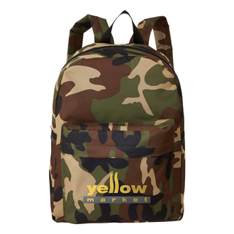 Customized The Valley Camo Backpack