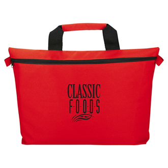 Customized The Edge Document Business Bag with Logo