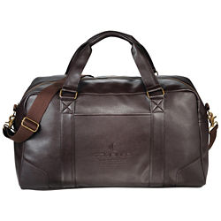 Customized Oxford Weekender Duffel