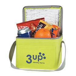 Customized Non Woven Six Pack Kooler Bag