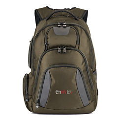 Customized Basecamp®Concourse Laptop Backpack