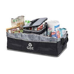 Customized Collapsible 2-In-2 Trunk Organizer/Cooler