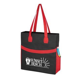 Customized Non-Woven Sahara Tote Bag