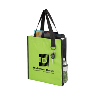 Customized Sneak Peek Tote Bag