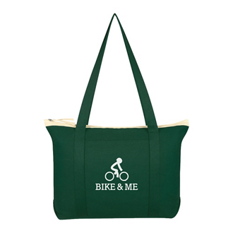 Customized Cotton Shoulder Tote