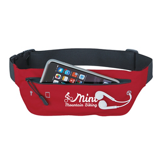 Customized Lycra Running Belt and Fanny Pack