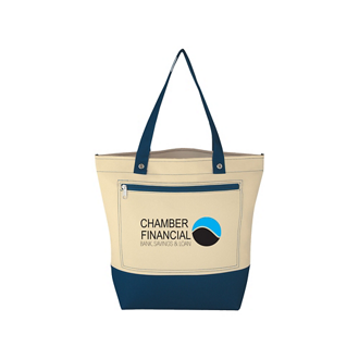 Customized Natural Tote Bag