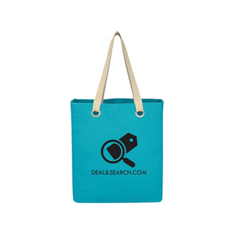 Customized Vibrant Cotton Canvas Tote