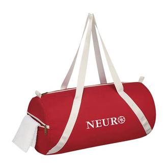 Customized Lightweight Cotton Duffel Bag