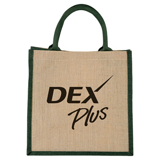 Customized Medium Jute Gift Tote