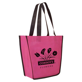 Customized Non Woven Fiesta Tote Bag