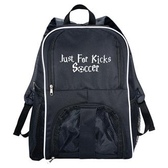Customized Sportin' Match Ball Backpack