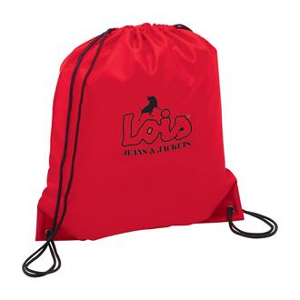 Customized Oriole Drawstring Sportspack