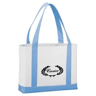 Customized Large Boat Tote