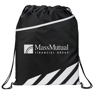 Customized Flash Drawstring Sportspack