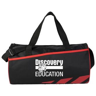 Customized Flash 17'' Sport Duffel Bag