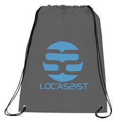 Customized Champion Heat Seal Drawstring Sportspack