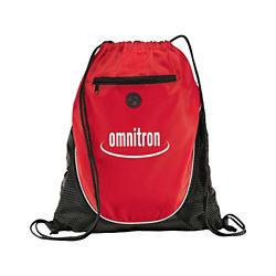 Customized Peek Drawstring Sportspack