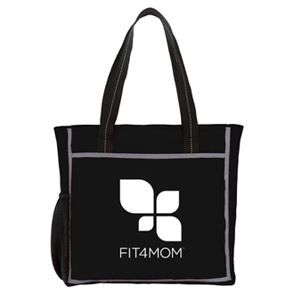 Customized Reflective Frame Tote