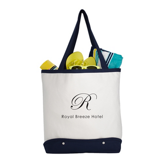 Customized Sifter Beach Tote Bag