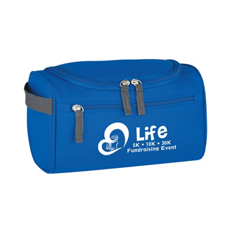 Customized Deluxe Travel Toiletry Bag