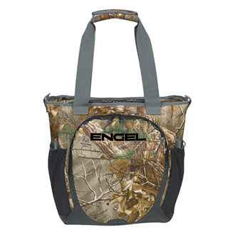 Customized Camo Engel® Backpack Cooler - 23 Qt