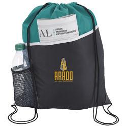 Customized Atchison® ActiV Drawstring Backpack