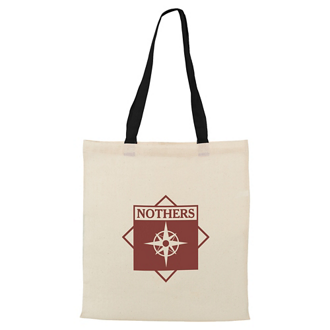 Customized Nevada Cotton Tote - 3.5 oz