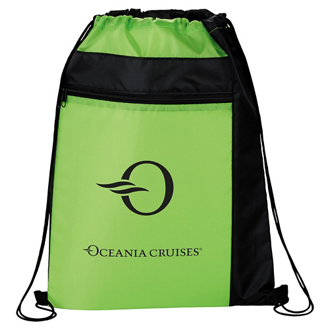 Customized Color Pop Drawstring Sportspack