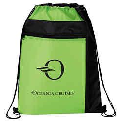 Customized Color Pop Drawstring Sportspack