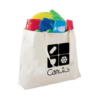 Customized Natural Jumbo Tote Bag