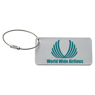 Customized Good Value™ Compact Luggage Tag